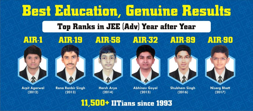 JEE Advance Results